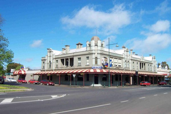 Madden's Commercial Hotel 115 Manifold Street Camperdown Victoria